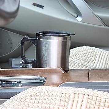 Taza de la calefacción del coche auto 12 v taza de calefacción hervidor eléctrico coches térmicos