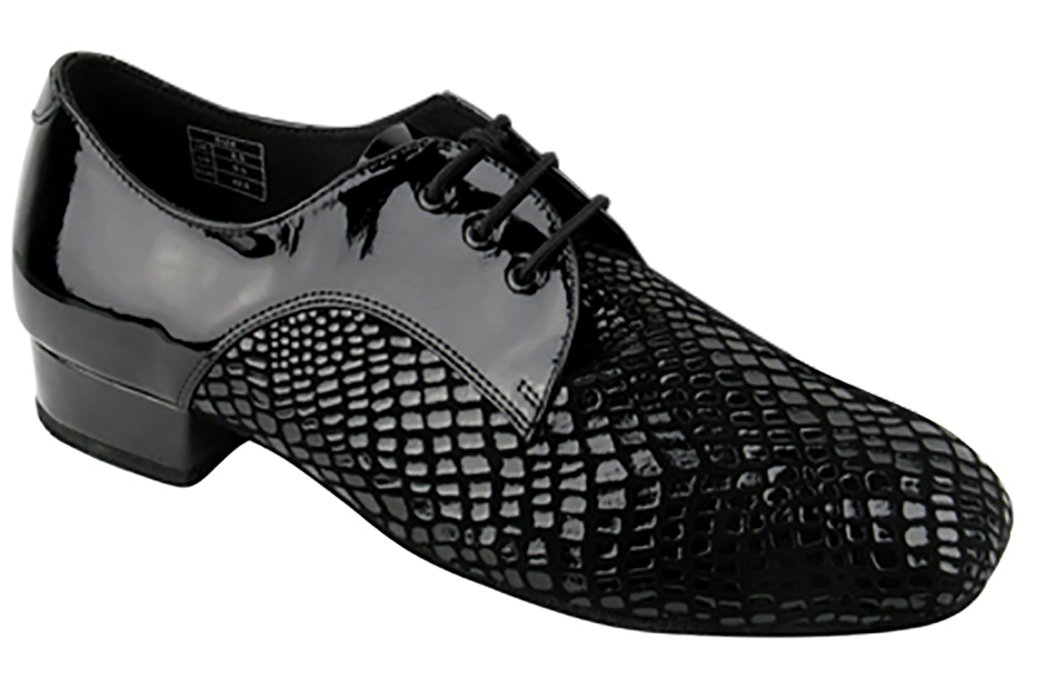 Very Fine Shoes Competitive Dancer Series 1418 Men's Shoe