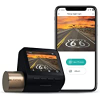 "70mai Dash Cam Lite, Smart Car Camera 1080p, WiFi Dash Camera for Cars Sony IMX307, 2"" LCD Screen, Parking Monitor, G…"