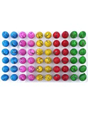 60pcs Kids Educational Novelty Toys Magic Water Hatching Dinosaur Egg Toy Inflatable Growing Eggs(02)