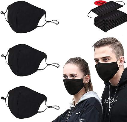 maschera giapponese bocca nera