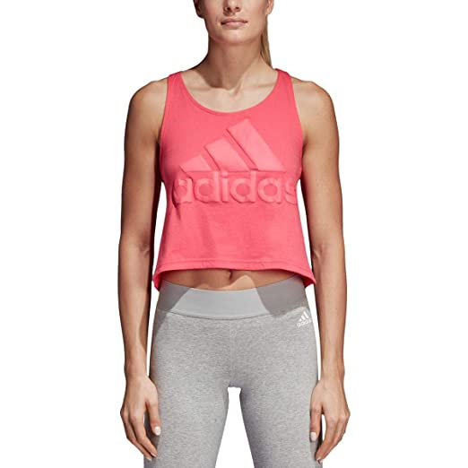 adidas Womens Yoga Fitness Tank Top