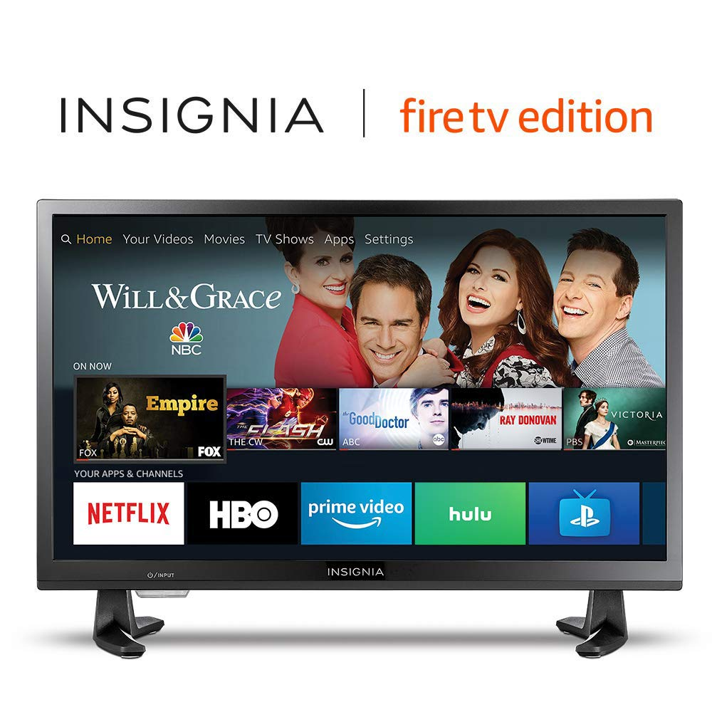 Insignia 24-Inch Smart Fire TV...