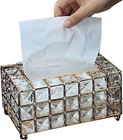 Caja De Pañuelos - Caja De Pañuelos De Cristal, Caja De Pañuelos ...