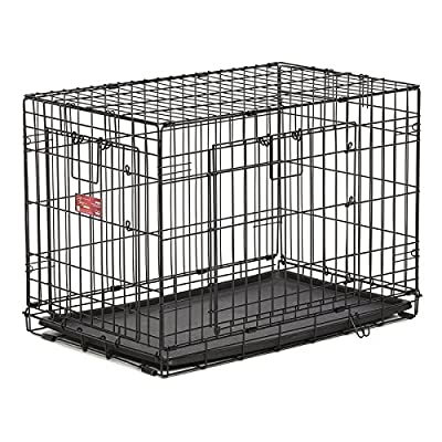 Midwest ACE Double Door Dog Crate