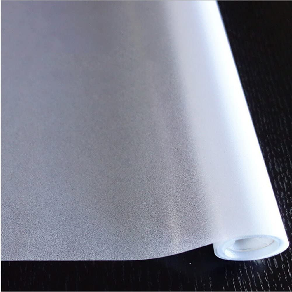 50CM Bedroom Bathroom Home Glass Window Privacy Film Frosted Sticker Decal 200