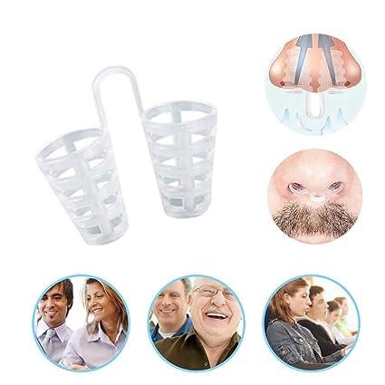 Dilatador Nasal Silicona Anti Anti Ronquidos Antironquidos Ronquido Apnea Nasal Dormir Y Dejar De Roncar Stopper