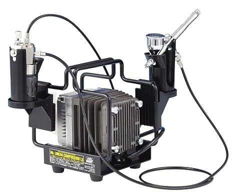 El Sr. Compresor Lineal L5. / cepillo de aire conjunto PS3.2.1.