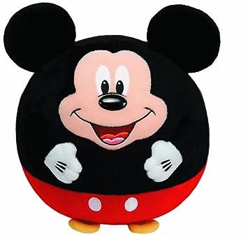 Ty – Beanie Ballz bola grande Mickey, 22 cm de diámetro con 7138550 Chip de