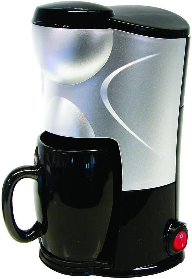 Cafetera Just 4 You 12V 170W 150ml: Amazon.es: Coche y moto