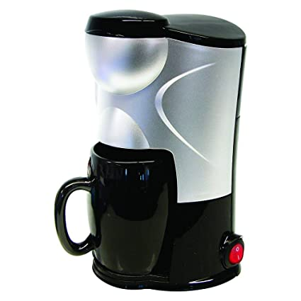 Cafetera Just 4 You 12V 170W 150ml: Amazon.es: Coche y moto