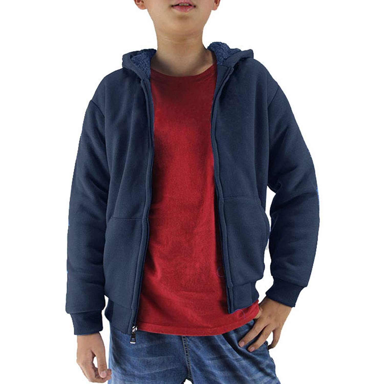 60078dc469f Top 10 wholesale Boys Sherpa Hoodie - Chinabrands.com