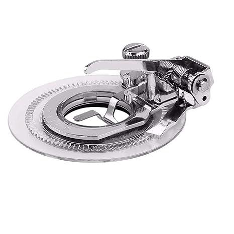 Prensatelas para bordado de disco, para máquina de coser, accesorios de piezas