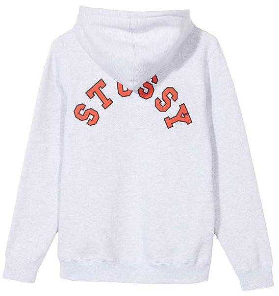 Stussy - Sudadera - para Mujer Ash S