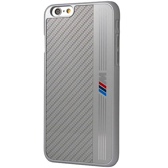 sale retailer e4972 2e5dc Amazon.com: CG Mobile BMW M Sport iPhone 6 Plus Aluminum Hard Case 6 ...