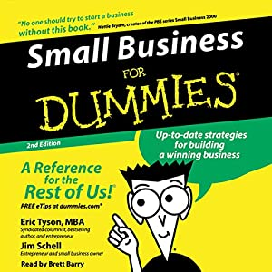 Small Business for Dummies, 2nd Edition Audiobook