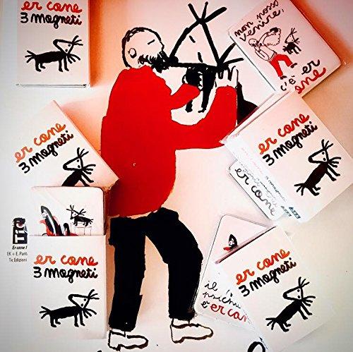 Tic Edizioni Magneti der cane (tre)