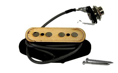"""""""Delta"""", 4 polos, Eléctrico Cigar Box Guitar Pickup ..."""