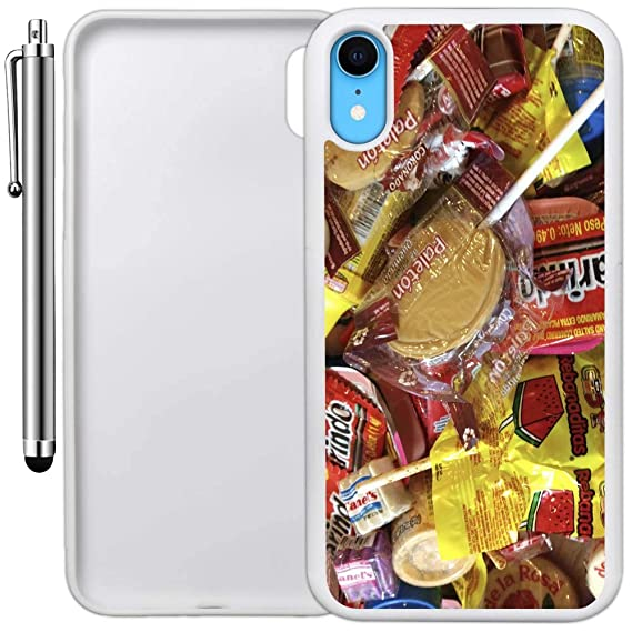 Amazon.com: Custom Case Compatible with iPhone XR (Tasty ...