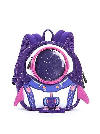 Amazon.com: UEK Kids Mochila Bolsa Rocket bebé Children ...