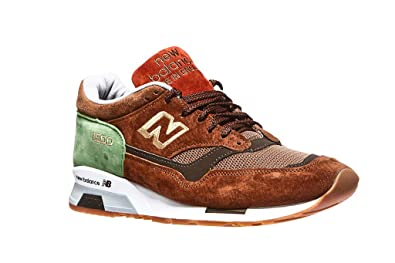 New Balance M1500 Men's Sneaker Made in UK Brown: