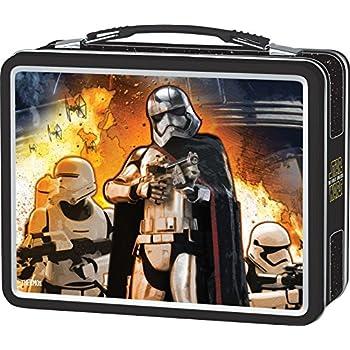 Thermos Metal Lunch Kit, Star Wars Episdoe VII Kylo Ren/Captain Phasma