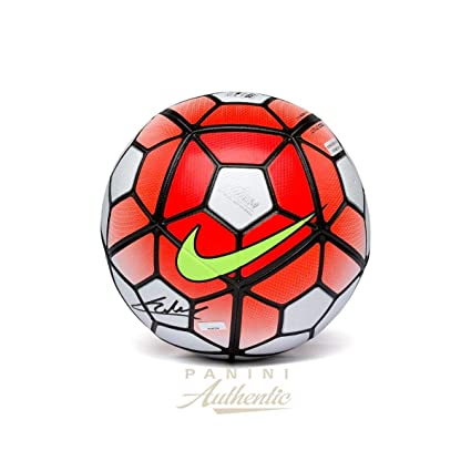 47a8642d660c Christian Pulisic Autographed Nike Ordem Official Match Ball ~Open Edition  Item~ - Panini Authentic