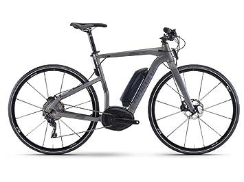 Haibike E-Bike Xduro Urban 4.0 28 carbonra hmen Bosch Performance Cruise Motor DE