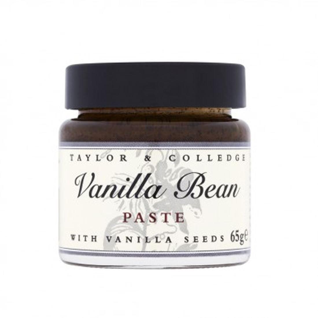 Taylor & Colledge   Vanilla Bean Paste   1 x 65g