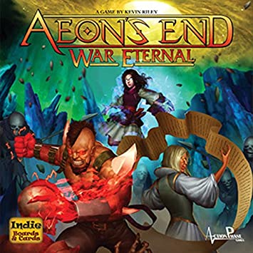 Image result for Aeon's End: War Eternal board game