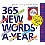 img - for 365 New Words-A-Year Page-A-Day Calendar 2018 book / textbook / text book