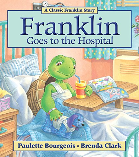 Franklin Goes Hospital Paulette Bourgeois product image