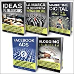 Marketing Online: LA BIBLIA: 5 libros en 1 [Online Marketing: The Bible: 5 Books in 1]: El Primer Curso Que Abarca Paso A Paso Todas Las Areas Del Marketing Online | Riley Reive
