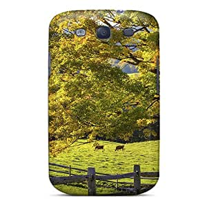 Case Cover Awsome Scenery/ Fashionable Case For Galaxy S3