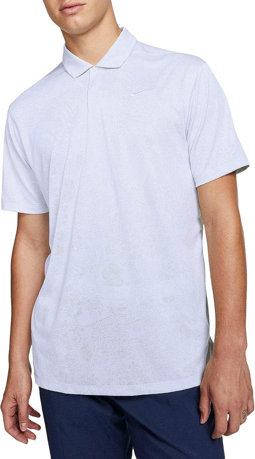 [ナイキ] メンズ シャツ Nike Men's Vapor Jacquard Golf Polo [並行輸入品] XXL  B07TF7K4RQ