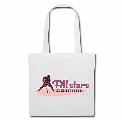 Bolsillo Bolso Bolsa HOCKEY ALL STARS HOCKEY disco de hockey ...