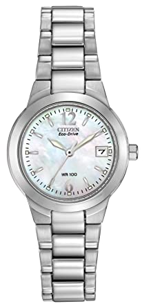 9a9caf33a959d5 Amazon.com: Citizen Women's Eco-Drive Watch with Date, EW1670-59D ...