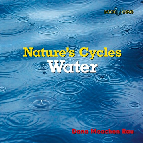 Read Online Water (Bookworms: Nature's Cycles) PDF