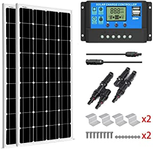 5 Best Solar Products For Van Reviews In 2021 4