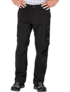 Jack Wolfskin Herren Activate Light Zip Off Men Hose: Amazon