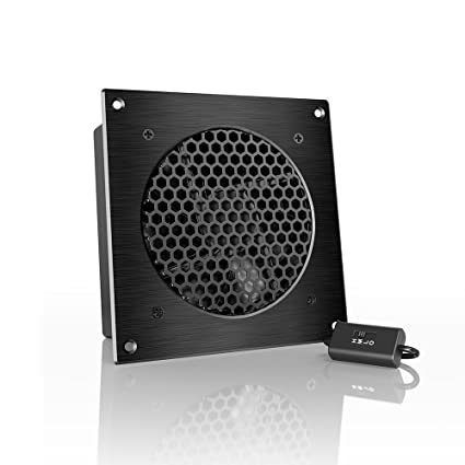 Charmant AC Infinity AIRPLATE S3, Quiet Cooling Fan System 6u0026quot; With Speed  Control, For