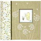"""C.R. Gibson Bound Photo Journal Album, Classic Pooh, 9 X 9"""" (Discontinued by Manufacturer)"""