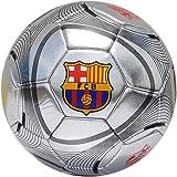 Ecowalker足球 耐磨新品巴萨四号银色足球 室内外训练比赛足球 …