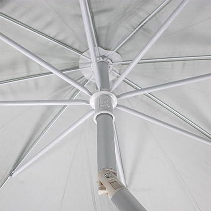 PAPILLON 8042670 Sombrilla Playa Proteccion UV Aluminio 200 cm ...