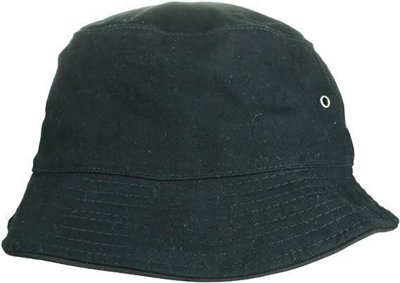 2Store24 Sombrero para el sol 100% algodón sombrero de pescador sombrero del ocio sombrero de playa