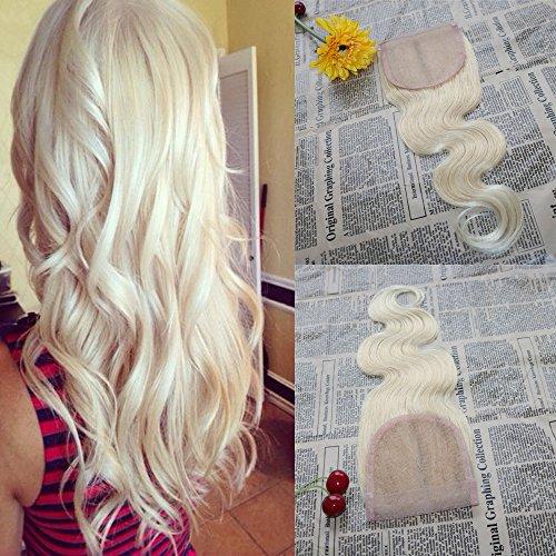 Closure Virgin Brazilian Blonde Frontal product image