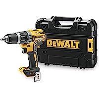 DeWalt DCD796NT Accu-slagboorschroevendraaier/slagboor (460 W, 18 V, LED-werklamp, borstelloze motortechnologie, 2…