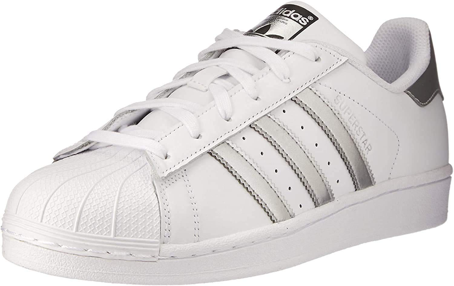 adidas Womens Superstar Leather Cloud