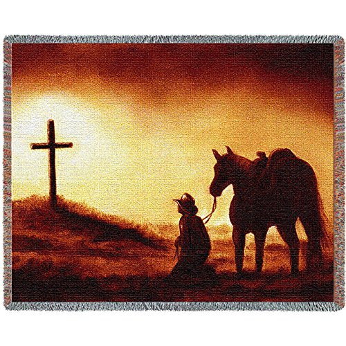 - Pure Country Inc. Reverence Blanket Tapestry Throw