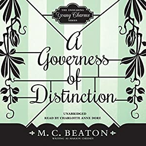 A Governess of Distinction Audiobook